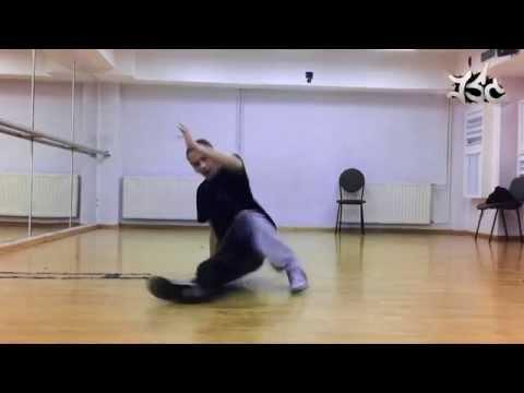 Брейк Данс: стайл -  6 step (шесть шагов). Урок онлайн.