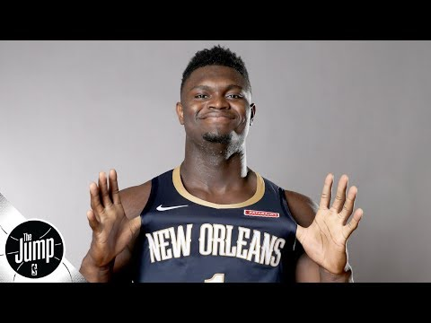 Video: 20 national TV games for Zion Williamson is not enough! - Ohm Youngmisuk | The Jump