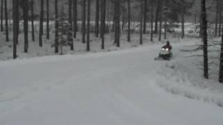 10. 2010 Arctic Cat Crossfire 800 Sno Pro Review Snowmobile www.eddievegas.com