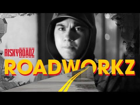 TOMMY B |  ROAD WORKZ FREESTYLE @RISKYROADZ @TommyBMusic_