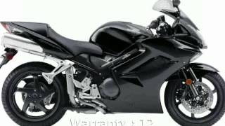 7. 2005 Honda Interceptor ABS - Walkaround, Details