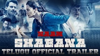 Nonton Naam Shabana Official Theatrical Telugu Trailer | Releases 31st March 2017 Film Subtitle Indonesia Streaming Movie Download