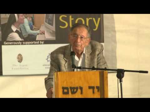 Professor Yehuda Bauer, Academic Advisor, Yad Vashem, Teaching the Holocaust in the 21st Century [47:57 min]