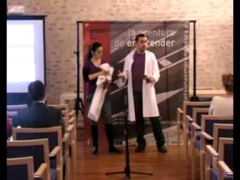 La Aventura de Emprender, obra de teatro DPECV 2009