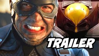 Video Avengers Endgame Trailer Easter Eggs and X-Men Future Crossover Breakdown MP3, 3GP, MP4, WEBM, AVI, FLV Maret 2019