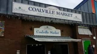 Coalville United Kingdom  City pictures : Visiting Coalville Market (Coalville, Leics, England, UK)