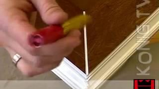 ¿Cómo reparar las grietas o agujeros en las racholas del hogar?