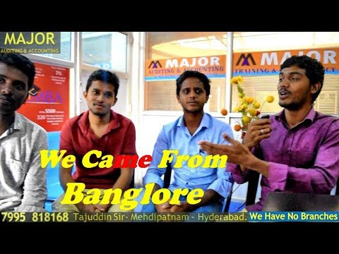 Students Review - Naveen, Santosh, Jhonson & Deepu From Banglore