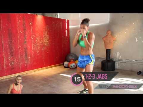 Best Cardio Workout  Kickboxing