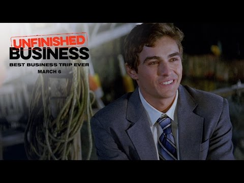 Unfinished Business (TV Spot 'Unstoppable')