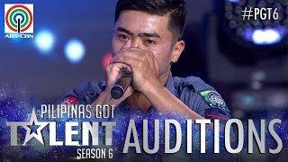 Video Pilipinas Got Talent 2018 Auditions: PO1 Aldrin Palaca - Beat Box MP3, 3GP, MP4, WEBM, AVI, FLV September 2018