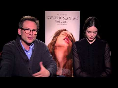 , title : 'Christian Slater & Stacy Martin talk their father/daughter relationship in 'Nymphomaniac''