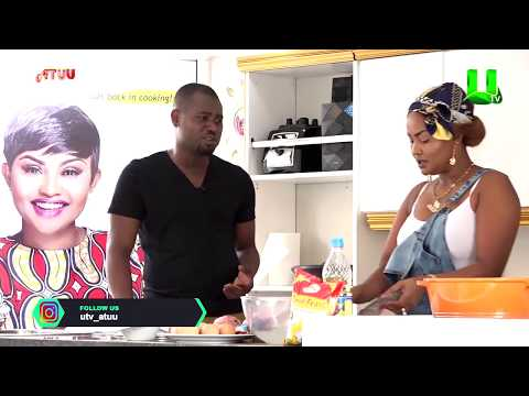 Nana Ama Mcbrown on #ATUU with Abeiku Santana