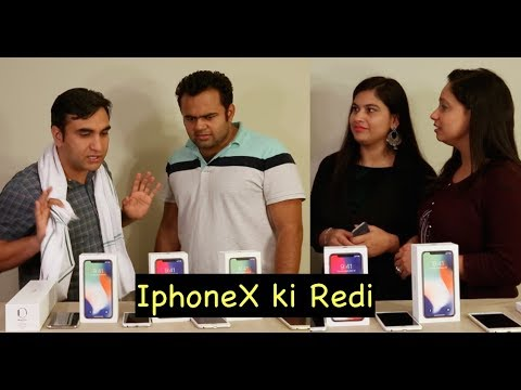 If iphone X sold on streets -   Lalit Shokeen Films  