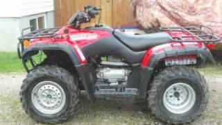 9. Honda TRX 350 Fourtrax (Rancher) Restoration