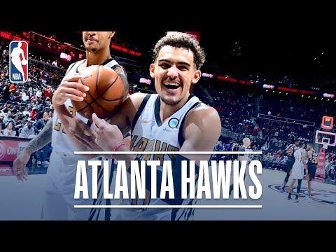 Video: Best of the Atlanta Hawks | 2018-19 NBA Season