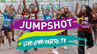 Jumpshot by Dawin [Watch on Computer] | Zumba® | Live Love Party | Gensan, Philippines
