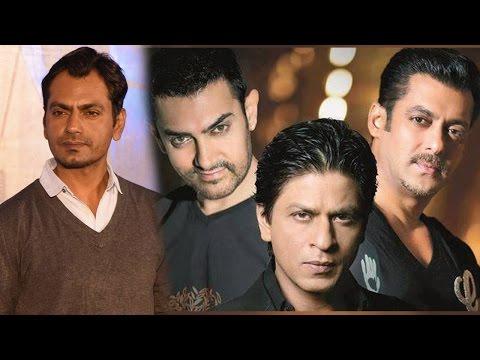 Nawazuddin Siddiqui Reveals His Favourite Khan Amo