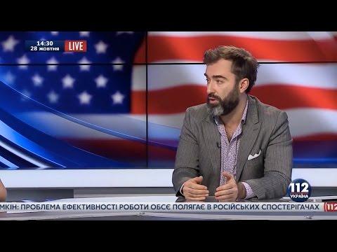 """Питер Залмаев (Zalmayev), политолог-международник – гость """"112 Украина"""", 28.10.2016"""