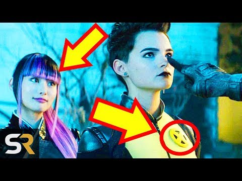 10 Deadpool 2 Fan Theories So Crazy They Might Be True (видео)