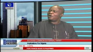 Business Morning: Focus On ECOWAS Common External Tariff Pt.1