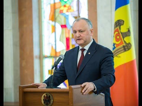 Президент Республики Молдова пригласил лидеров партий ПСРМ, ДПМ и блока ACUM на переговоры