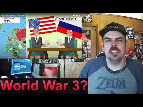 What Are The Chances of World War 3? REACTION