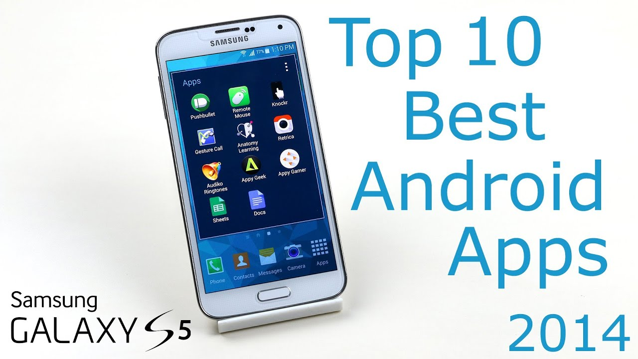 Descargar Top 10 Best Android Apps 2014 (Galaxy S5)  – Part 8 para Celular  #Android