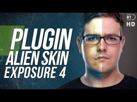 Photoshop Plugin - Alien Skin Exposure 4
