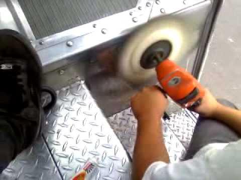 Brilla metal liquido videos videos relacionados con brilla metal liquido - Pulir aluminio a espejo ...