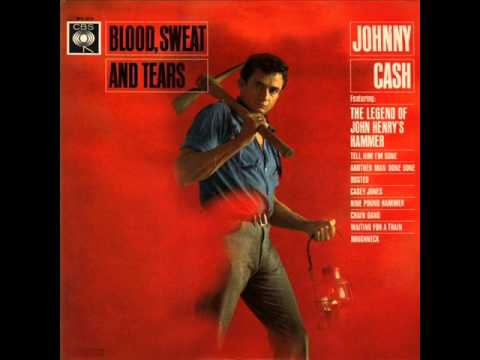 Busted (Song) by Johnny Cash