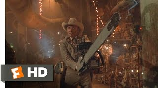 The Texas Chainsaw Massacre 2 (10/11) Movie CLIP - Lord of the Harvest (1986) HD