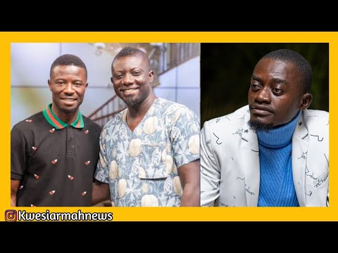 Lilwin & Kwaku Manu Clash Over Cocoa Season Tv Series Feature
