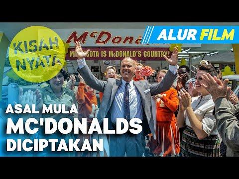 KISAH NYATA PENEMU MCDONALDS   Alur Cerita Film The Founder