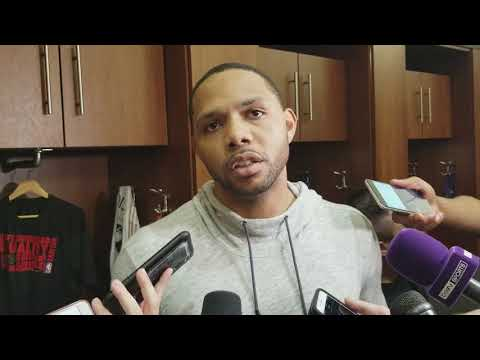 Eric Gordon on scoring 31 vs. Bulls