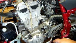 4. YFZ 450 Stator video