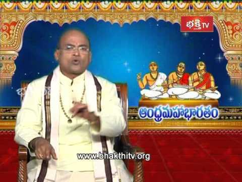 Andhra Mahabharatam - Salya Parvam (Episode 1308   Part 2)