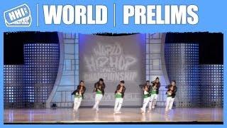 13.13 Crew   India (Adult) @ HHI's 2013 World Hip Hop Dance Championship