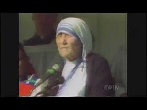 Mother Teresa: How to Love God