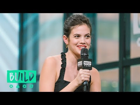 "Ariel Mortman Discusses Netflix's ""Greenhouse Academy"""