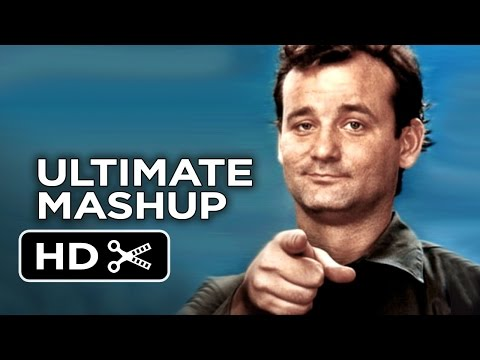 The Best of Bill Murray Ultimate Movie Mashup