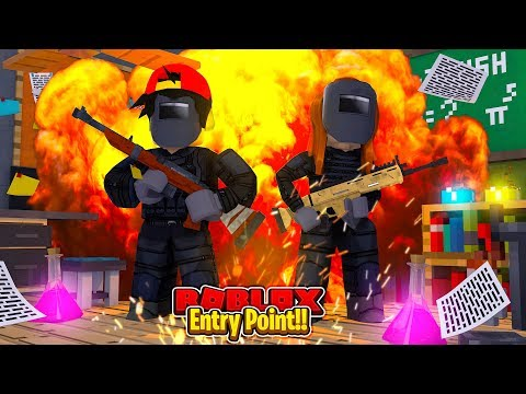 ROBLOX - ENTRY POINT!!