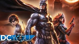 Batman Bad Blood (2016) Movie Review
