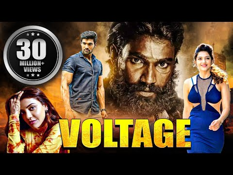 Voltage Full Hindi Dubbed Movie | South Ki Zabardast Action Movie | Bellamkonda Sreenivas, Kajal