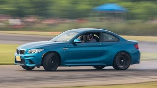 2016 BMW M2 - (Gridlife, Track) One Take by The Smoking Tire