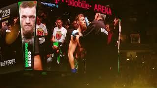 Video UFC 229 Conor McGregor Entrance vs Khabib Nurmagomedov Las Vegas October 6, 2018 MP3, 3GP, MP4, WEBM, AVI, FLV Oktober 2018