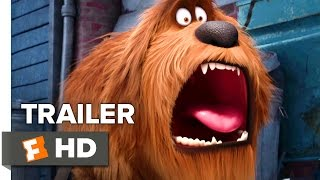 Nonton The Secret Life Of Pets Official Trailer  1  2016    Kevin Hart  Jenny Slate Animated Comedy Hd Film Subtitle Indonesia Streaming Movie Download
