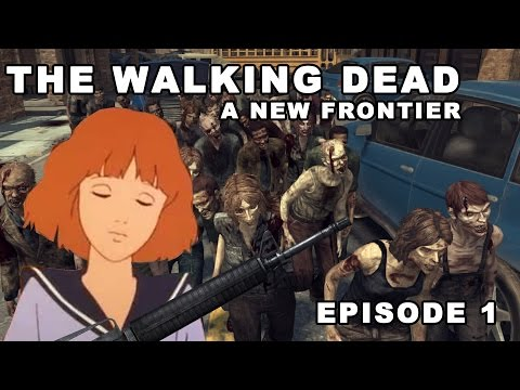 The Walking Dead a New Frontier - Episode 1 - Zombie & Chills (видео)