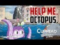 Cuphead : How to Get Past Octopus in Perilous Piers Ocean Stage