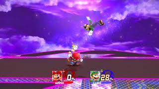 [TAS] Brawl Minus 4.1 Mario vs Luigi